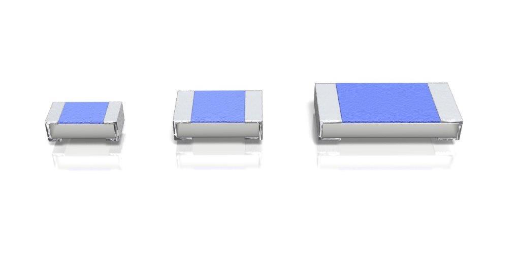 超精密の金属箔抵抗器は、計測分野などで採用が定着化している