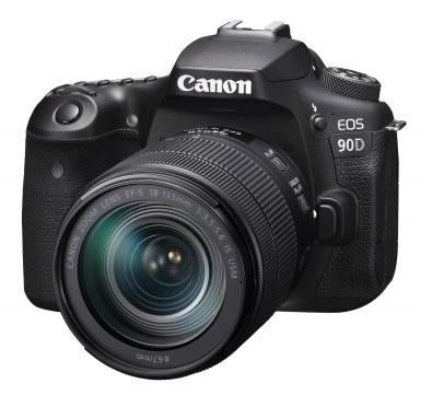 デジタル一眼レフカメラ「EOS 90D」