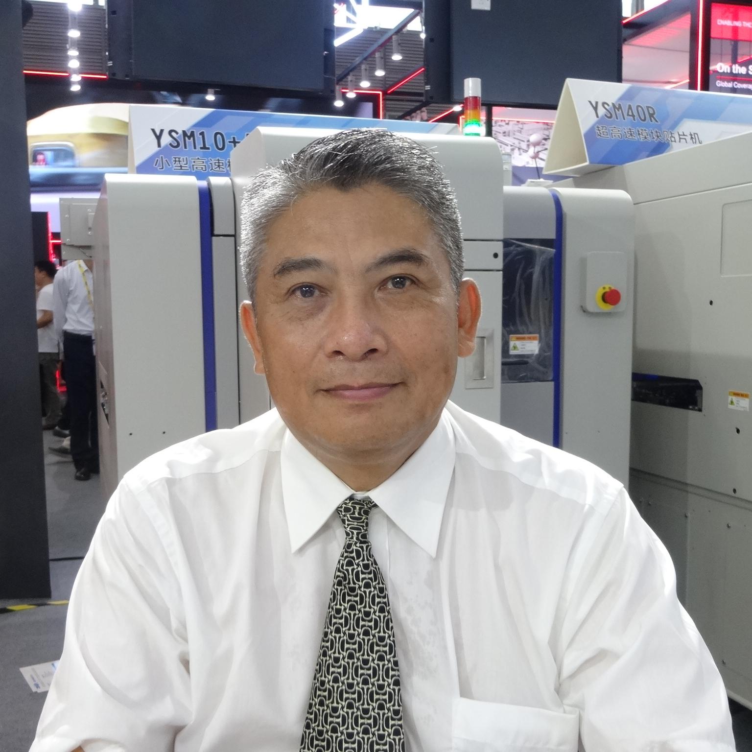 李中国首席代表
