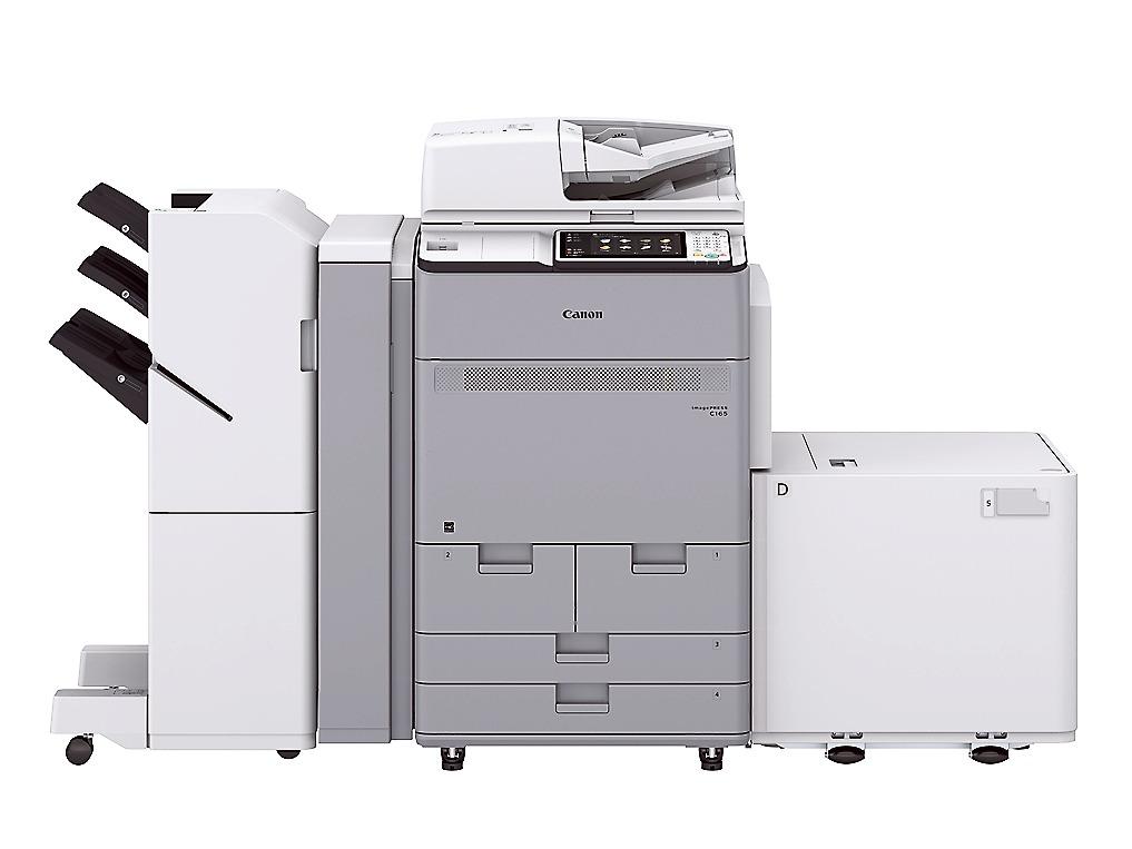 imagePRESS C165(オプション装着時)