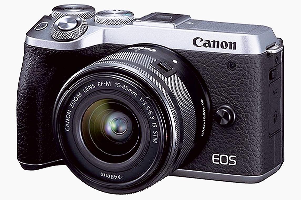 ミラーレスカメラ「EOS M6 Mark Ⅱ」