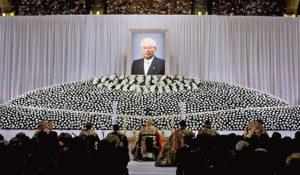 550人が故人をしのんだ大塚商会大塚實相談役名誉会長の社葬