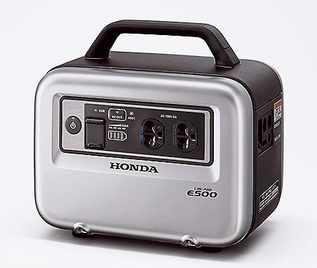 蓄電機「LiB-AID E500 for Music」