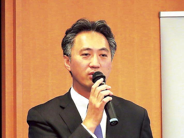 倉橋 UDS事業本部長