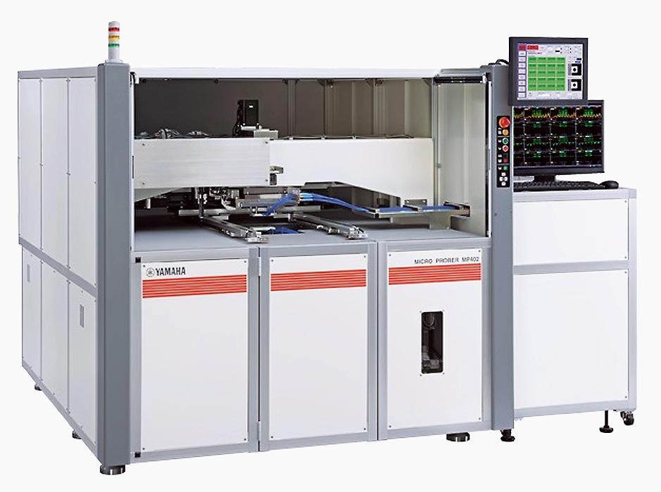 業界で初めて5G基板の大量生産に対応した高周波特性測定装置「MP502/MP502-A」