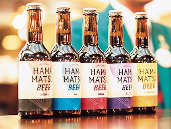 浜松アクトビールの地ビール