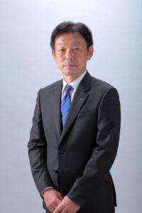 社長に就任予定の中島規巨代表取締役専務執行役員
