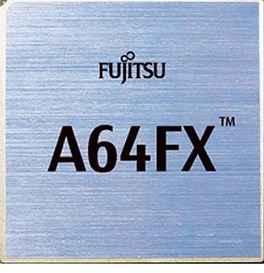 富岳に搭載の富士通のCPU「A64FX」