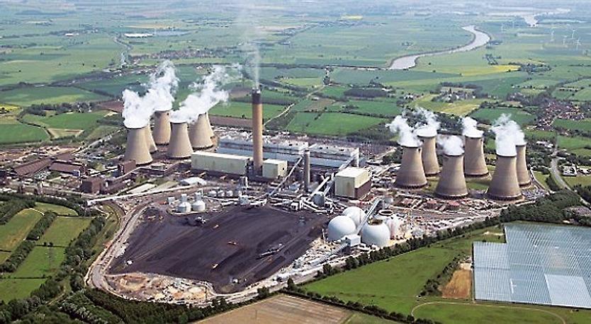石炭 火力 発電 所