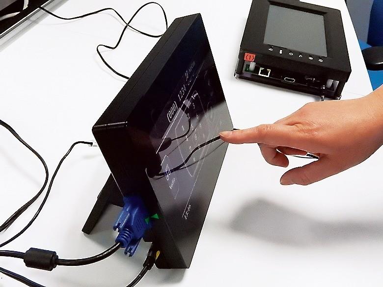 タッチパネル 非 接触 非接触パネルニーズが本格化 近未来だった空中ディスプレーが身近に変化